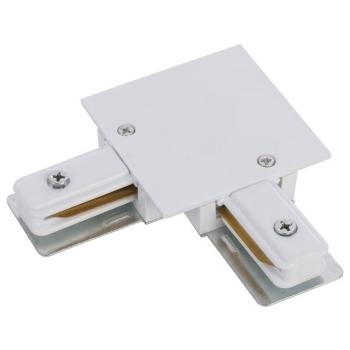 PROFILE RECESSED L-CONNECTOR WHITE T8970