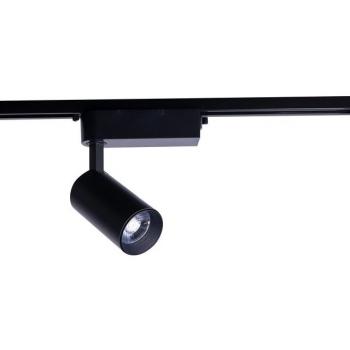 IRIS LED BLACK 12W, 4000K T9003