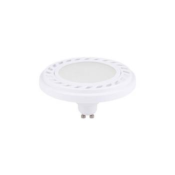 REFLECTOR LED 9W, 4000K, GU10, ES111, ANGLE 120, DIFFUSER, WHITE