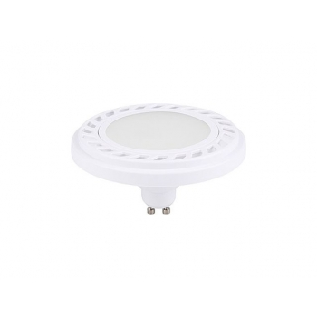 REFLECTOR LED 9W, 3000K, GU10, ES111, ANGLE 120, DIFFUSER, WHITE