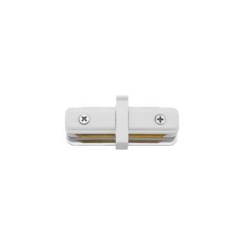 PROFILE STRAIGHT CONNECTOR WHITE T9454