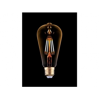 BULB VINTAGE LED 4W, 2200K, E27, ANGLE 360