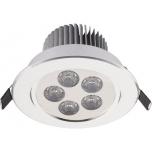 DOWNLIGHT LED V SILVER  T6822