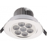 DOWNLIGHT LED VII SILVER  T6823