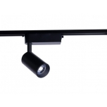 IRIS LED BLACK 7W, 3000K T8996