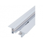 PROFILE RECESSED TRACK WHITE 2 METERS T9014