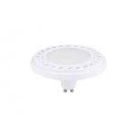 REFLECTOR LED 9W, 4000K, GU10, ES111, ANGLE 120, DIFFUSER, WHITE  T9212